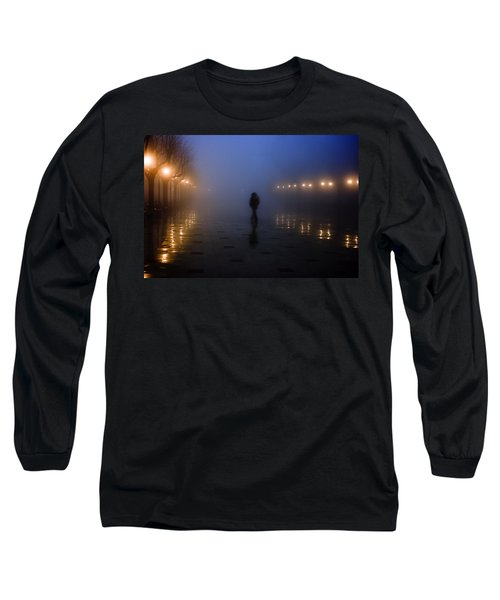 Back Home Alone Long Sleeve T-Shirt