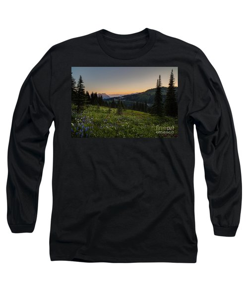 Back To Paradise Long Sleeve T-Shirt