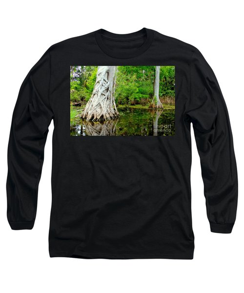 Backcountry Long Sleeve T-Shirt by Carey Chen