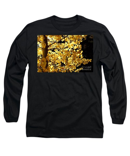 Backlit Long Sleeve T-Shirt
