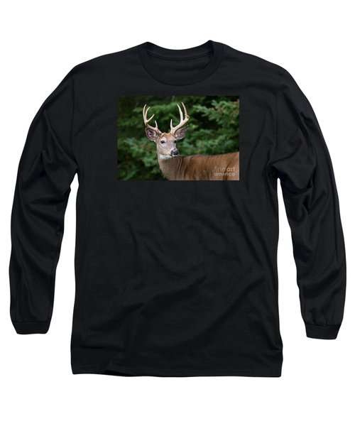 Backward Glance Long Sleeve T-Shirt by Kevin McCarthy