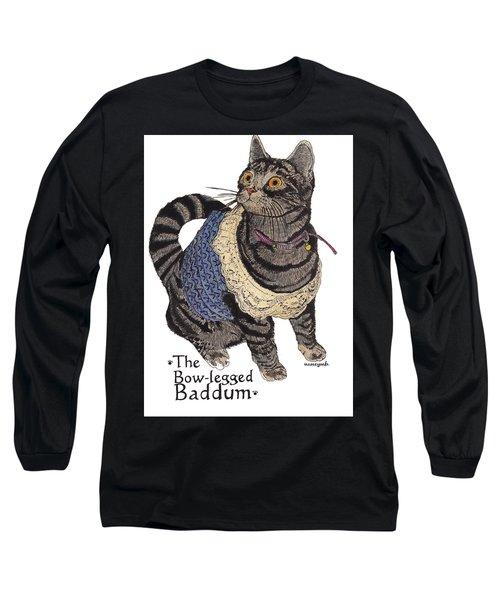 Baddums Long Sleeve T-Shirt