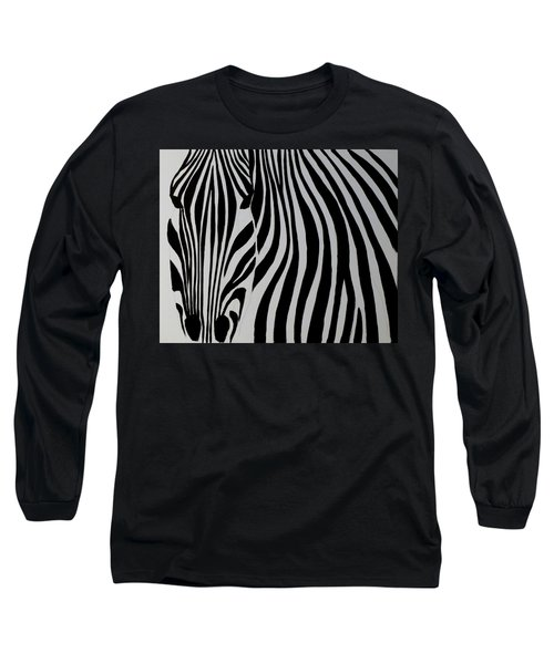 Badzebra Long Sleeve T-Shirt