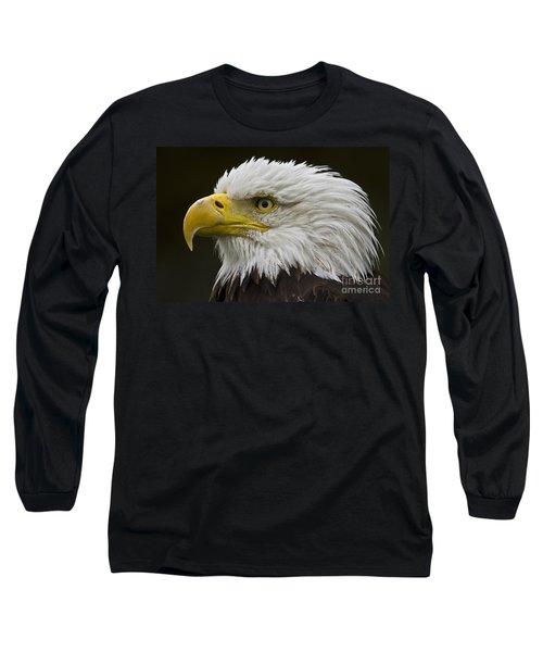 Bald Eagle - 7 Long Sleeve T-Shirt