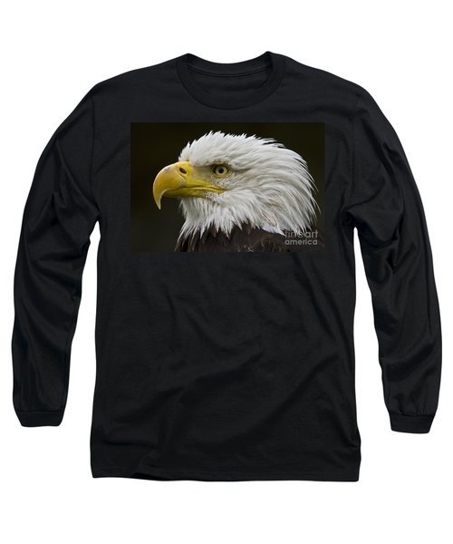 Bald Eagle - 7 Long Sleeve T-Shirt