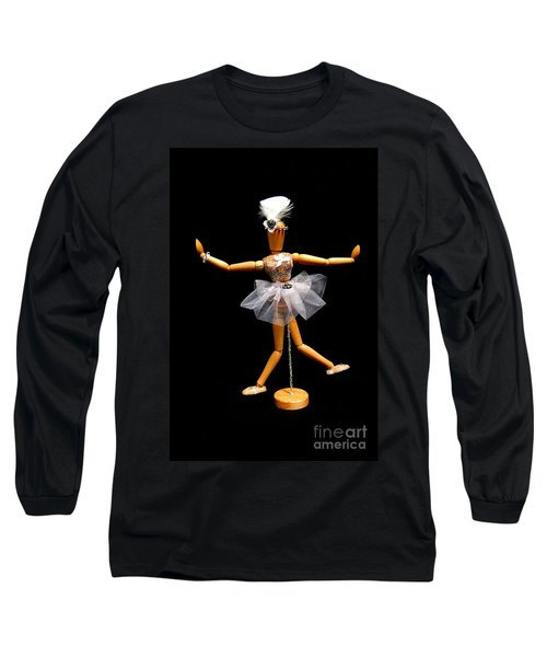 Ballet Act 2 Long Sleeve T-Shirt by Tamyra Crossley