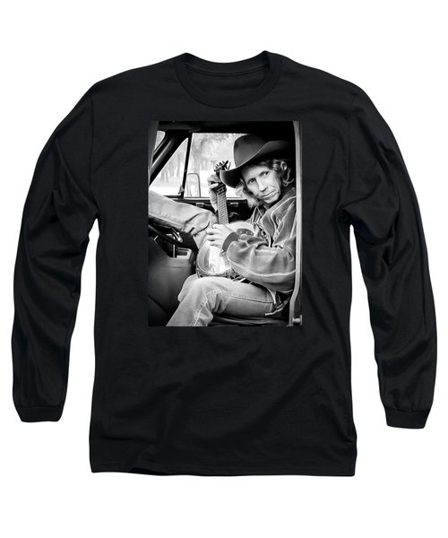 Banjo Man Long Sleeve T-Shirt