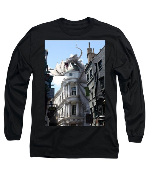 Bank Guard Long Sleeve T-Shirt