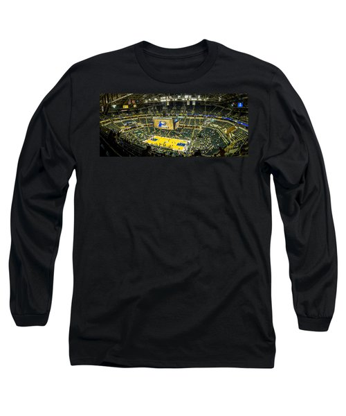 Bankers Life Fieldhouse - Home Of The Indiana Pacers Long Sleeve T-Shirt