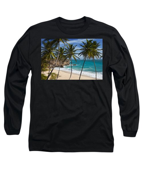 Barbados Beach Long Sleeve T-Shirt