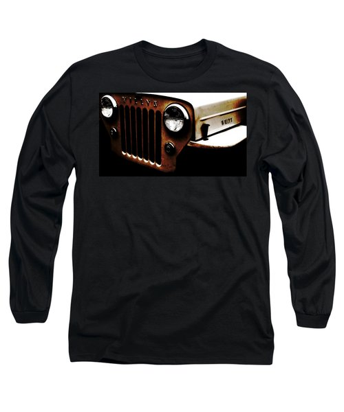 Bare Bones Rusty Long Sleeve T-Shirt