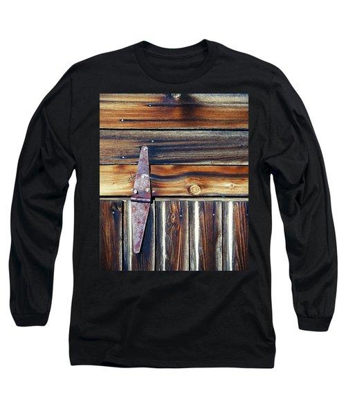 Barn Door Long Sleeve T-Shirt