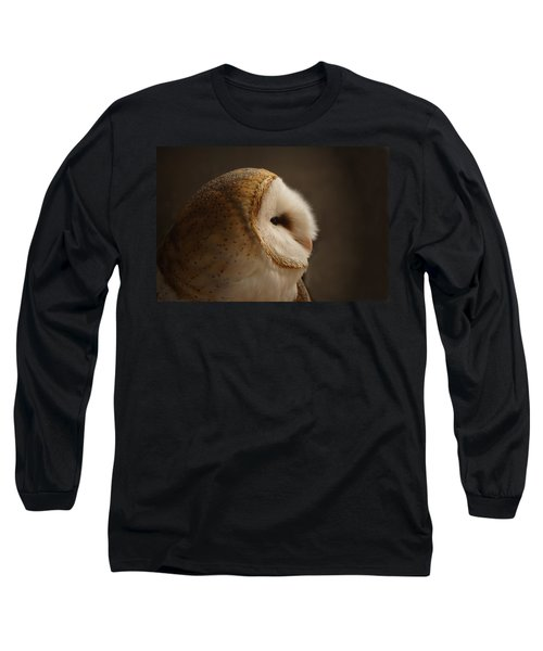 Barn Owl 3 Long Sleeve T-Shirt