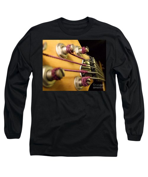 Long Sleeve T-Shirt featuring the photograph Bass II by Andrea Anderegg