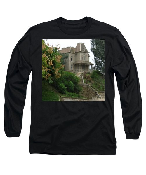 House Of Norman Bates Long Sleeve T-Shirt