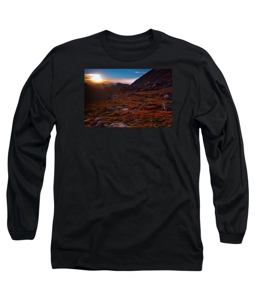 Bathing In Last Light Long Sleeve T-Shirt