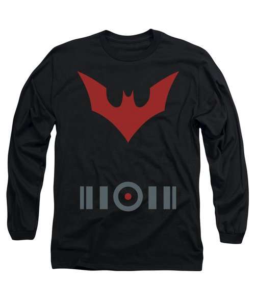 Batman Beyond - Beyond Costume Long Sleeve T-Shirt