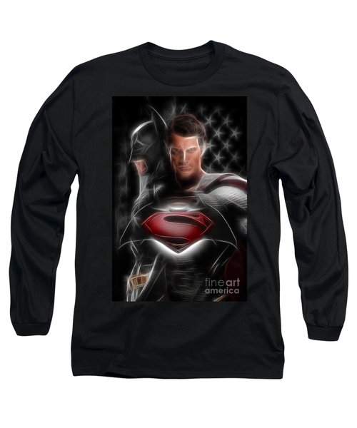 Batman Vs Superman  Long Sleeve T-Shirt
