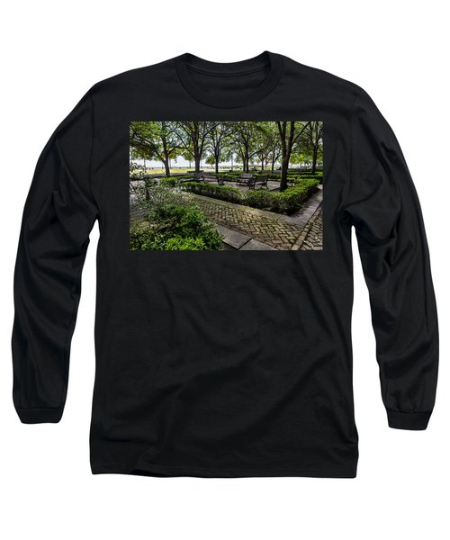 Battery Park Long Sleeve T-Shirt