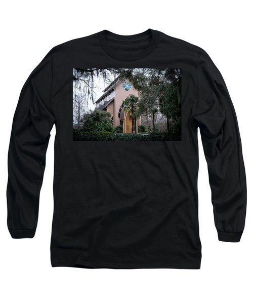 Baughman Center  Long Sleeve T-Shirt