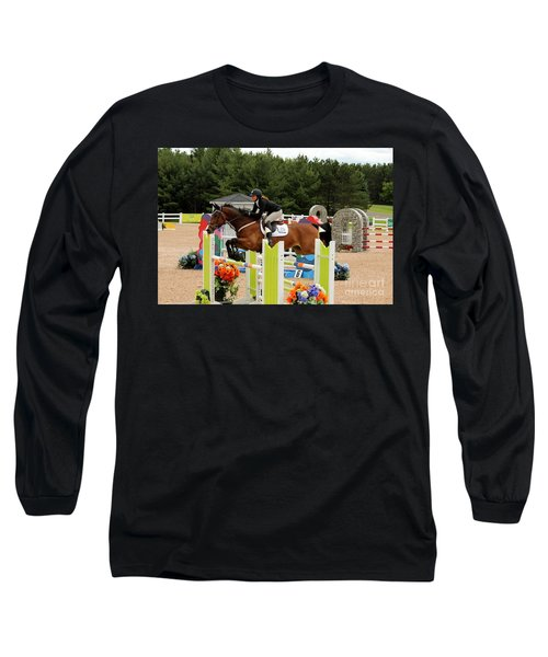 Bay Show Jumper Long Sleeve T-Shirt