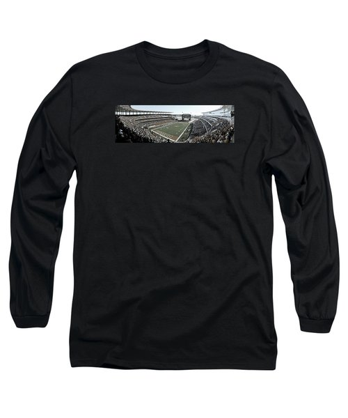 Baylor Gameday No 4 Long Sleeve T-Shirt by Stephen Stookey