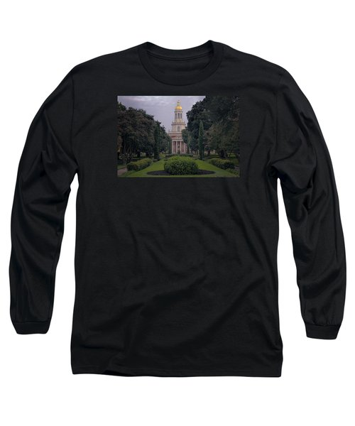University Tower Long Sleeve T-Shirt