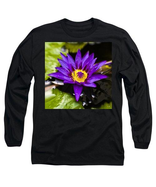 Bayou Beauty Long Sleeve T-Shirt by Scott Pellegrin