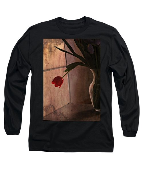 Long Sleeve T-Shirt featuring the photograph Be My Valentine by Katie Wing Vigil