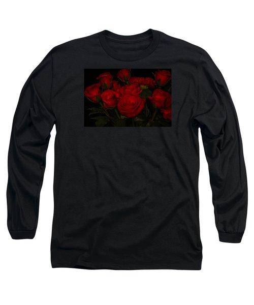Be Still My Beating Heart Long Sleeve T-Shirt