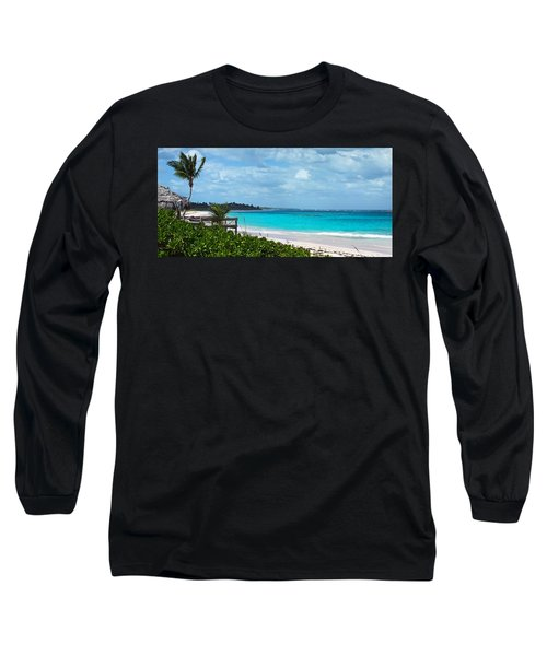 Beach At Tippy's Long Sleeve T-Shirt