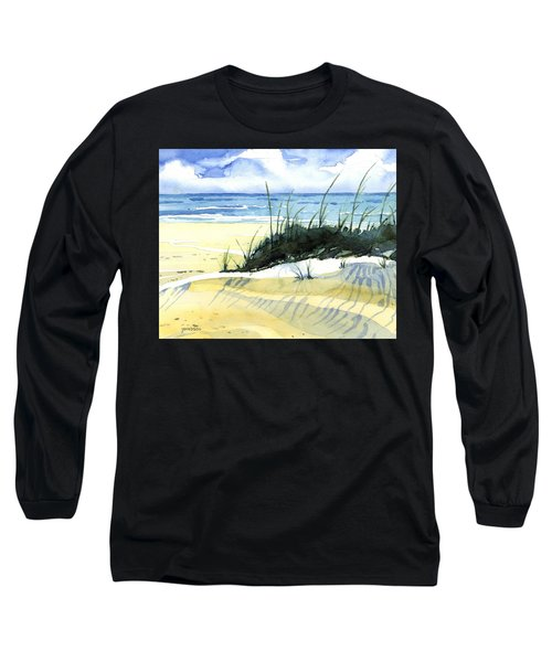 Beach Dunes Long Sleeve T-Shirt