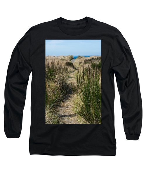 Beach Trail Long Sleeve T-Shirt