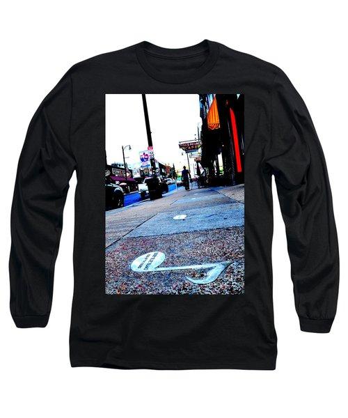 Beale Street Strolling Long Sleeve T-Shirt