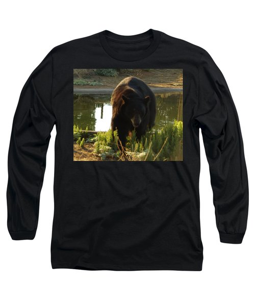 Bear 1 Long Sleeve T-Shirt