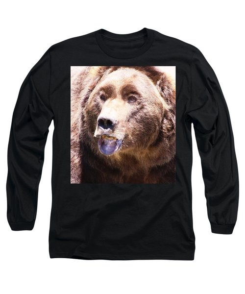 Bearing My Teeth Long Sleeve T-Shirt