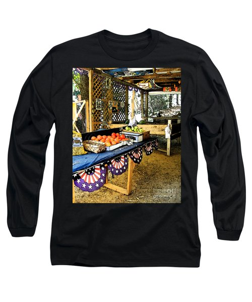 Beasley's Produce Long Sleeve T-Shirt