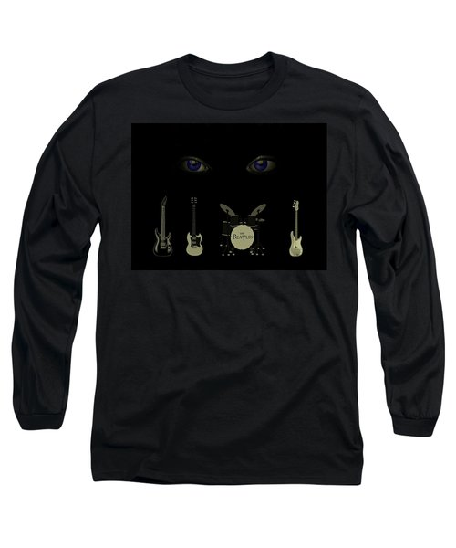 Beatles Something Long Sleeve T-Shirt
