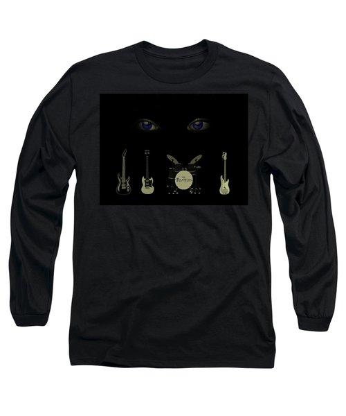 Beatles Something Long Sleeve T-Shirt