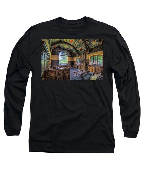 Beautiful 17th Century Chapel Long Sleeve T-Shirt