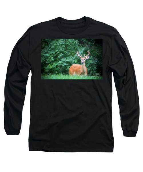 Beautiful Buck  Long Sleeve T-Shirt