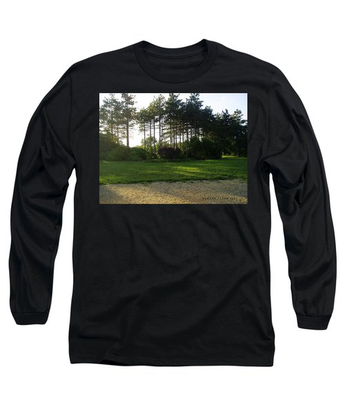 Long Sleeve T-Shirt featuring the photograph Beautiful Earth by Verana Stark