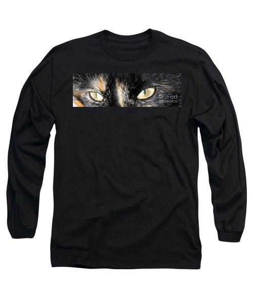 Beautiful Eyes Long Sleeve T-Shirt