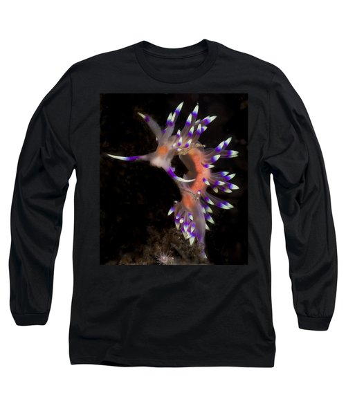 Beautiful Flabellina Long Sleeve T-Shirt
