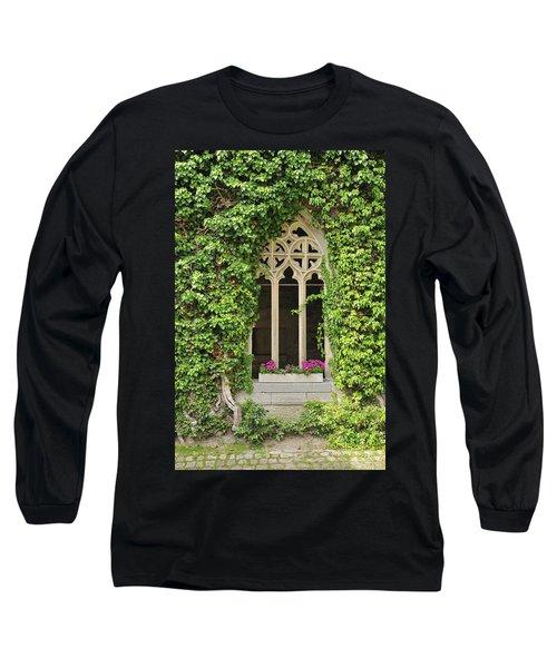 Beautiful Old Window Long Sleeve T-Shirt