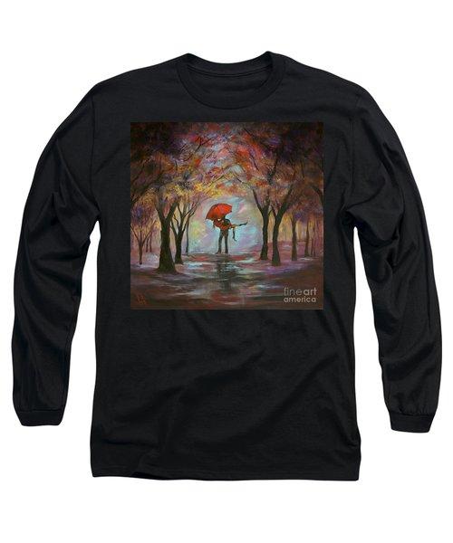 Beautiful Romance Long Sleeve T-Shirt