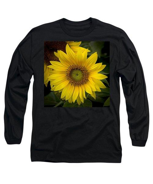Beautiful Sunflower Long Sleeve T-Shirt