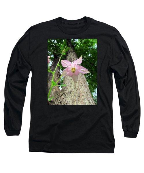 Beauty From Below Long Sleeve T-Shirt