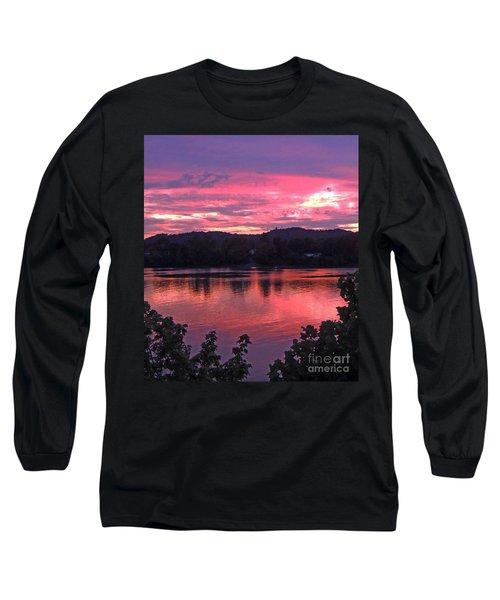 Beauty On The Ohio Long Sleeve T-Shirt
