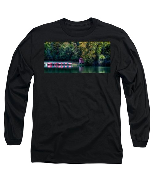 Beavers Bend Reflection Long Sleeve T-Shirt
